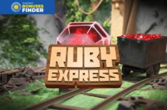 The Ruby Express Online Slot Demo Game by Magnet Gaming