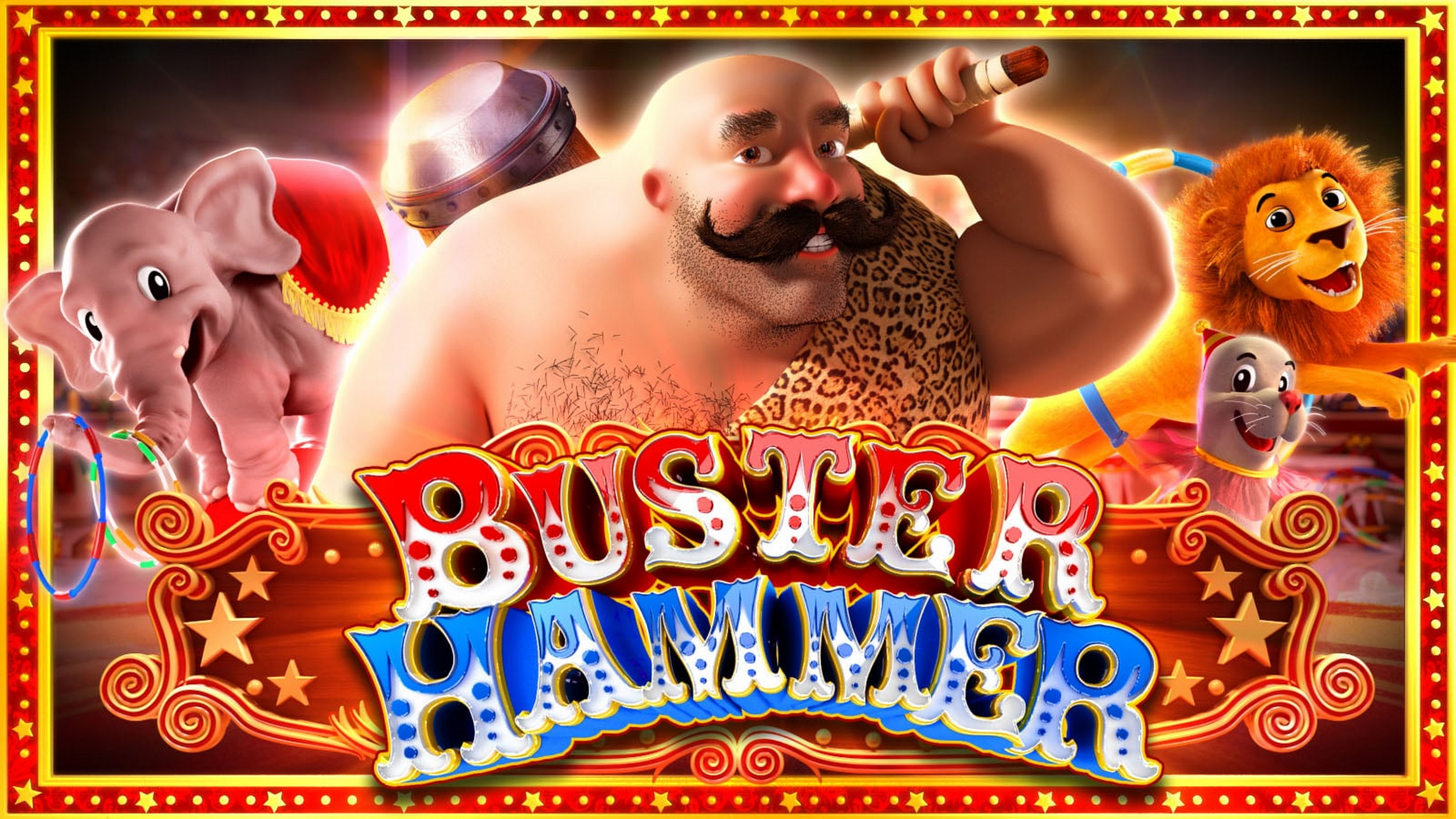 The Buster Hammer Online Slot Demo Game by Chance Interactive