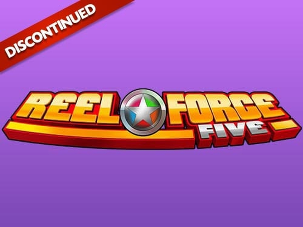 Reels in Reel Force Five Slot Game by CORE Gaming