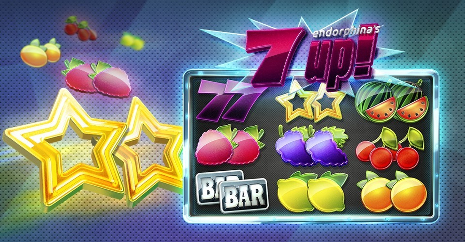 The 7UP! (Endorphina) Online Slot Demo Game by Endorphina