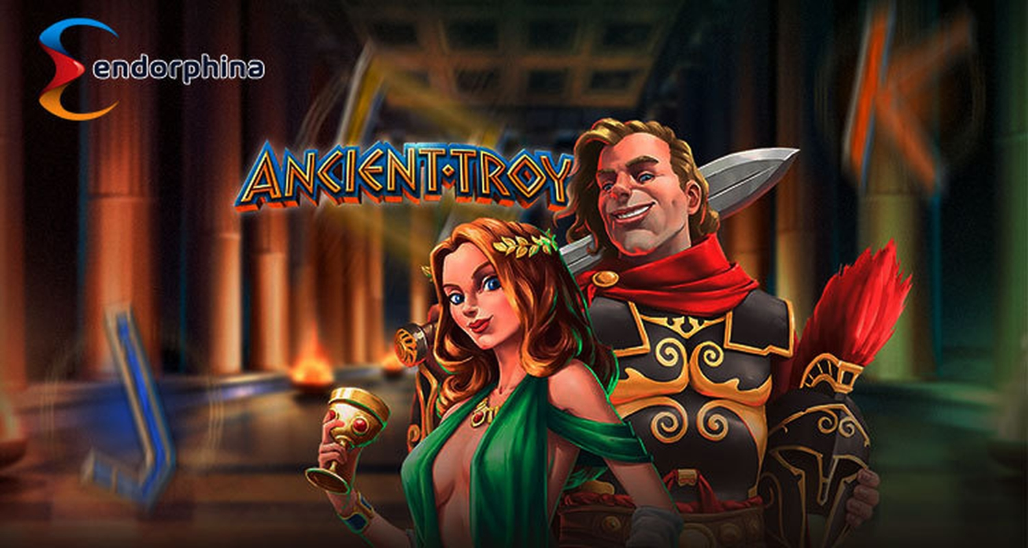 The Ancient Troy Online Slot Demo Game by Endorphina