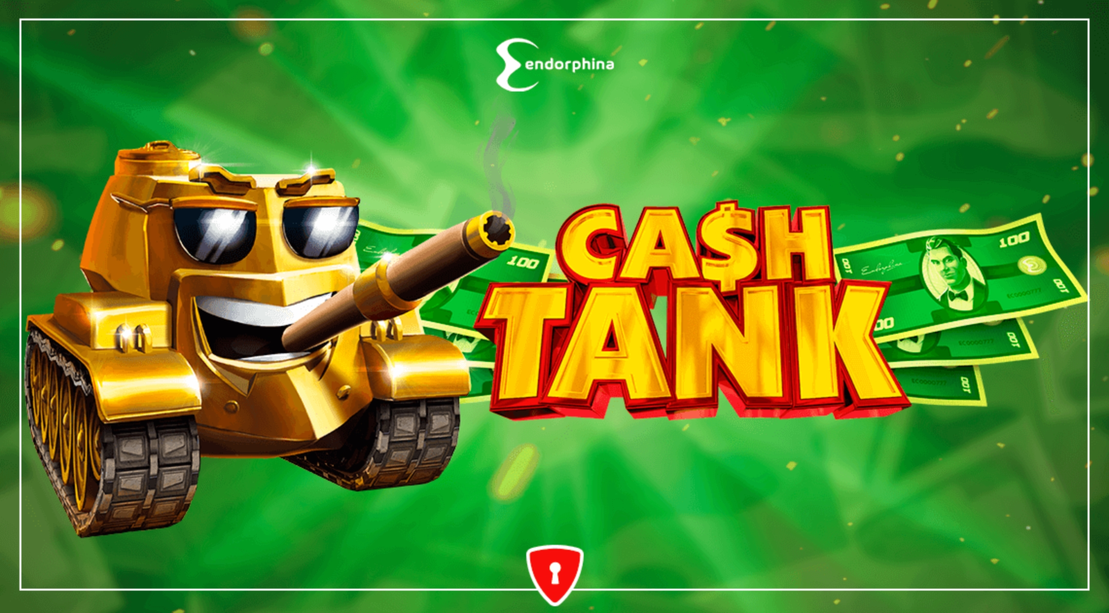 The Cash Tank Online Slot Demo Game by Endorphina