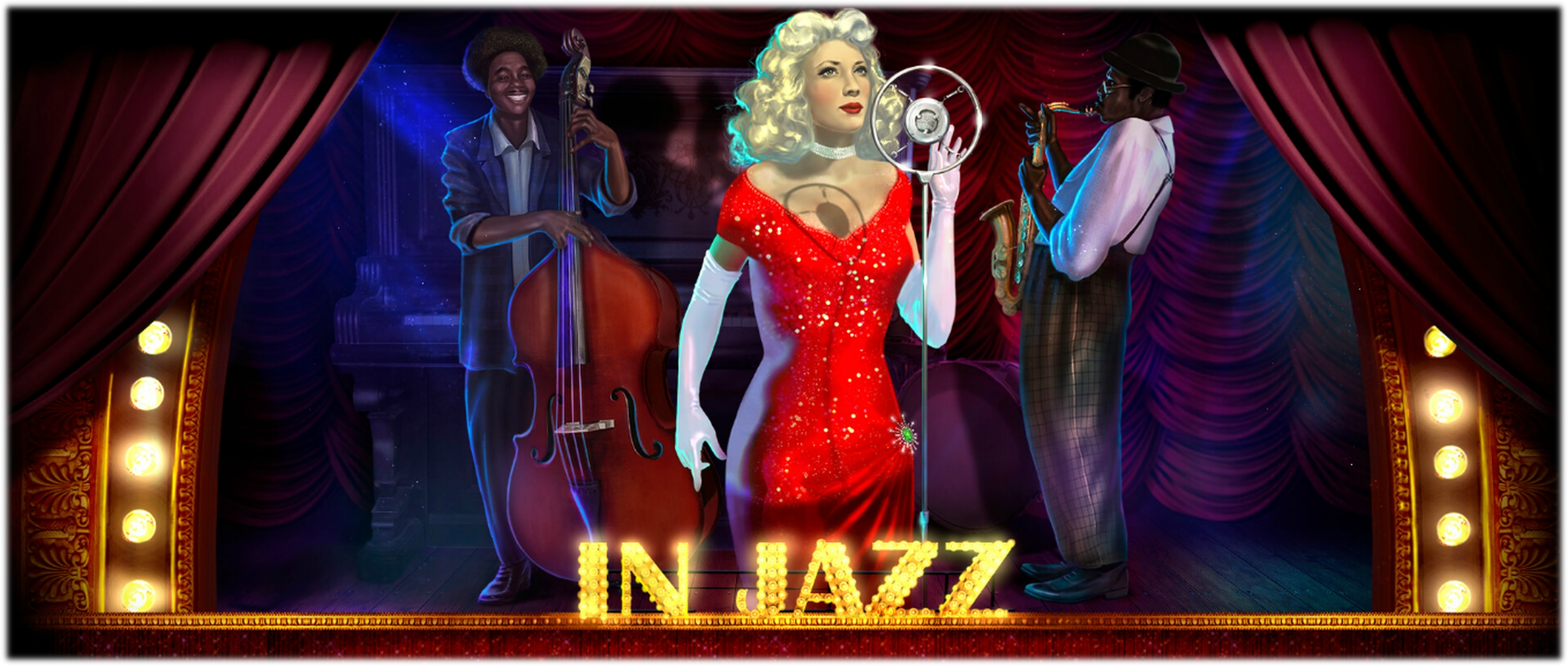 The In Jazz Online Slot Demo Game by Endorphina