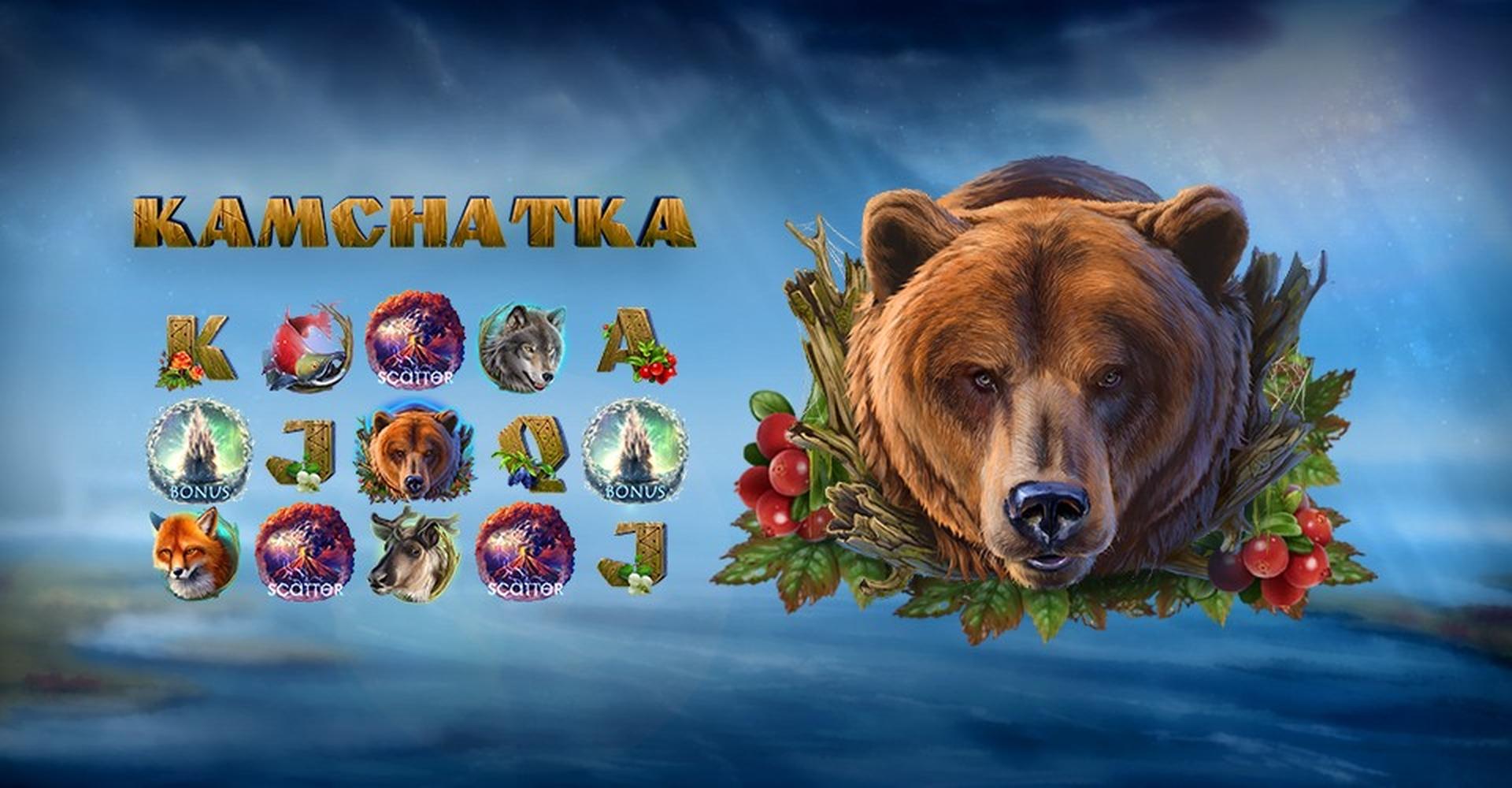 The Kamchatka Online Slot Demo Game by Endorphina