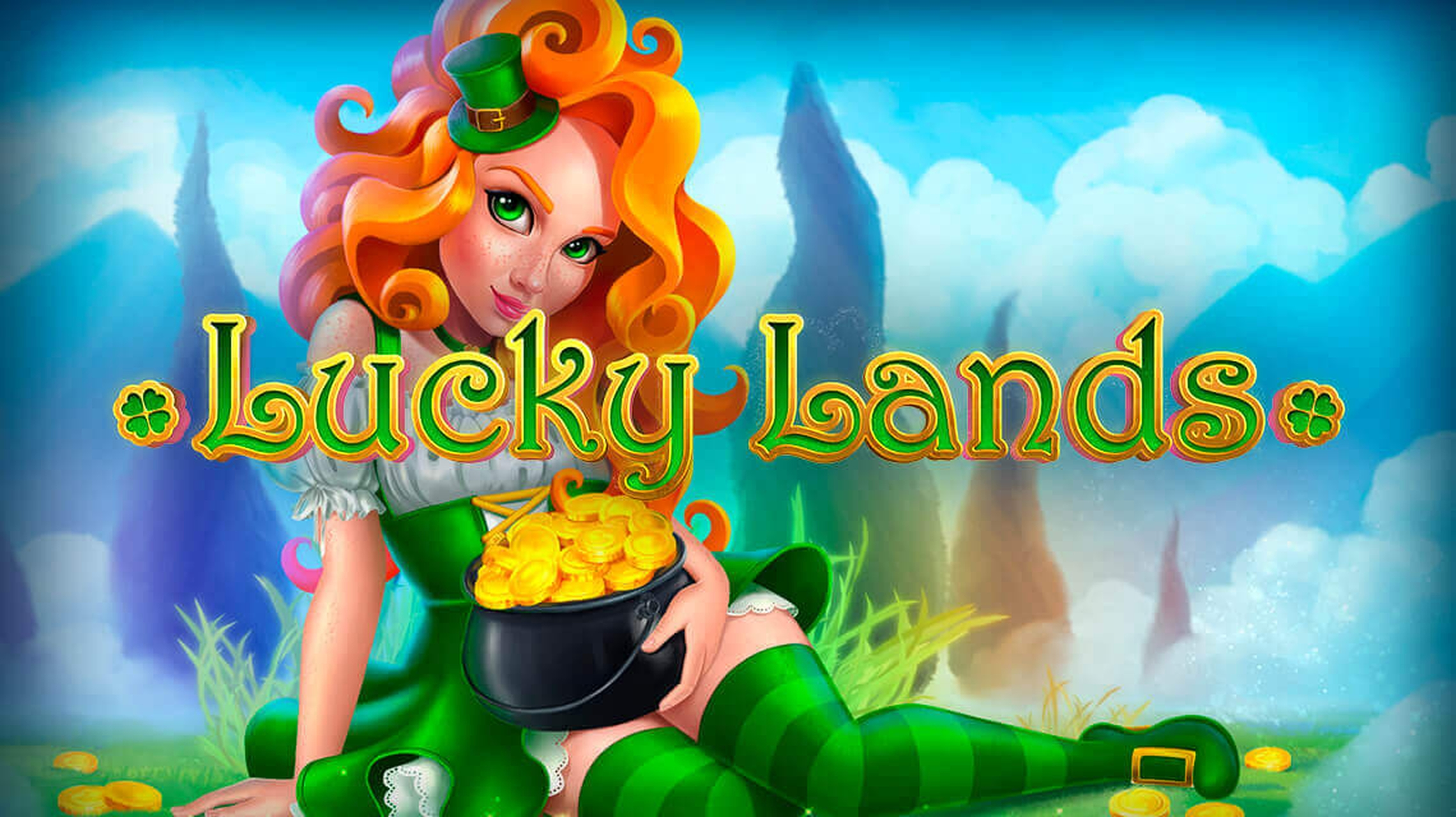 The Lucky Lands Online Slot Demo Game by Endorphina