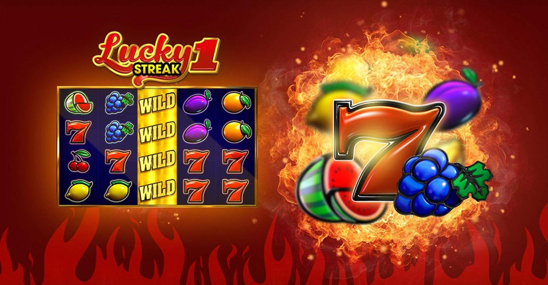 The Lucky streak 1 Online Slot Demo Game by Endorphina