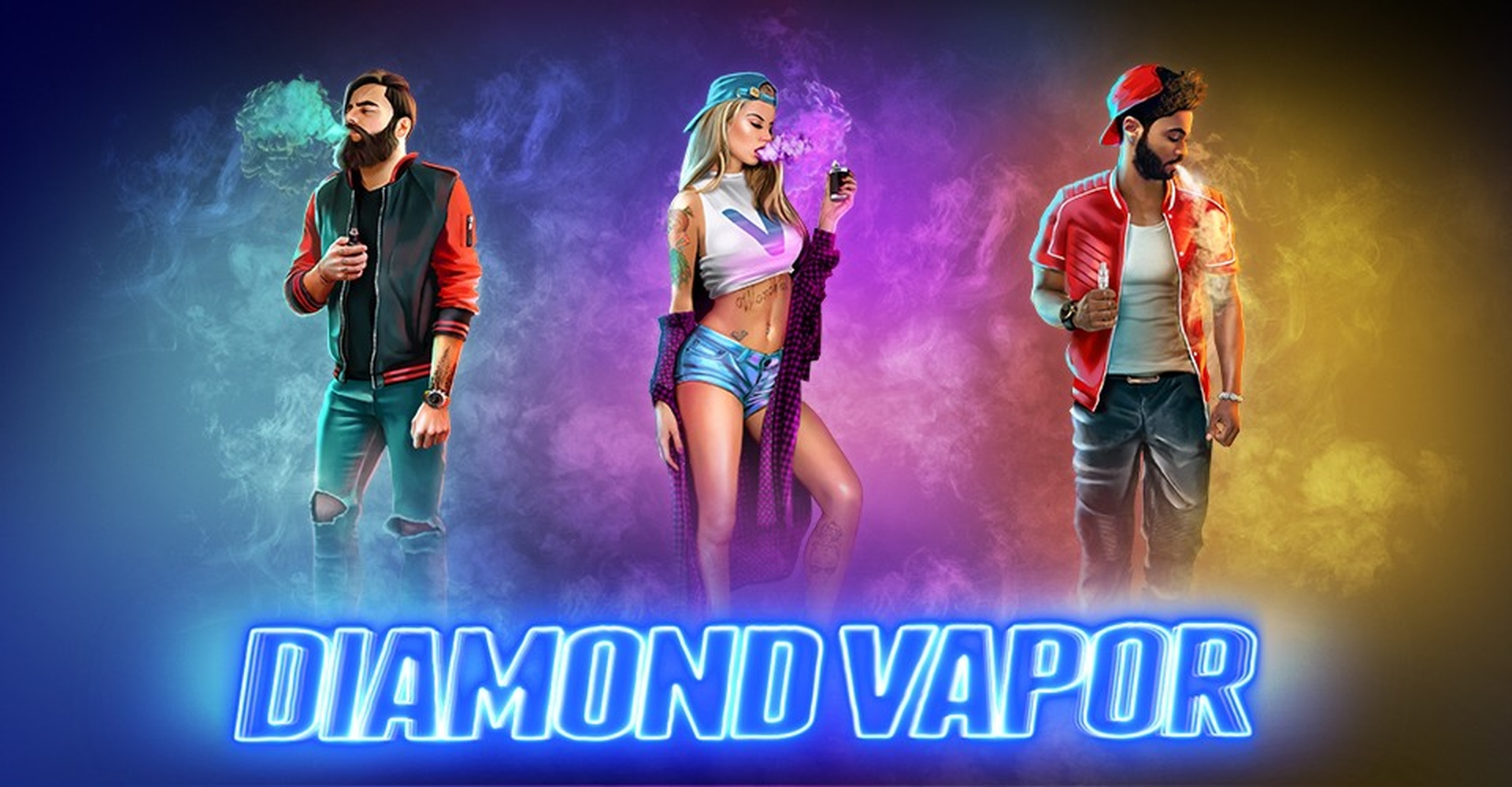 The The Diamond Vapor Online Slot Demo Game by Endorphina