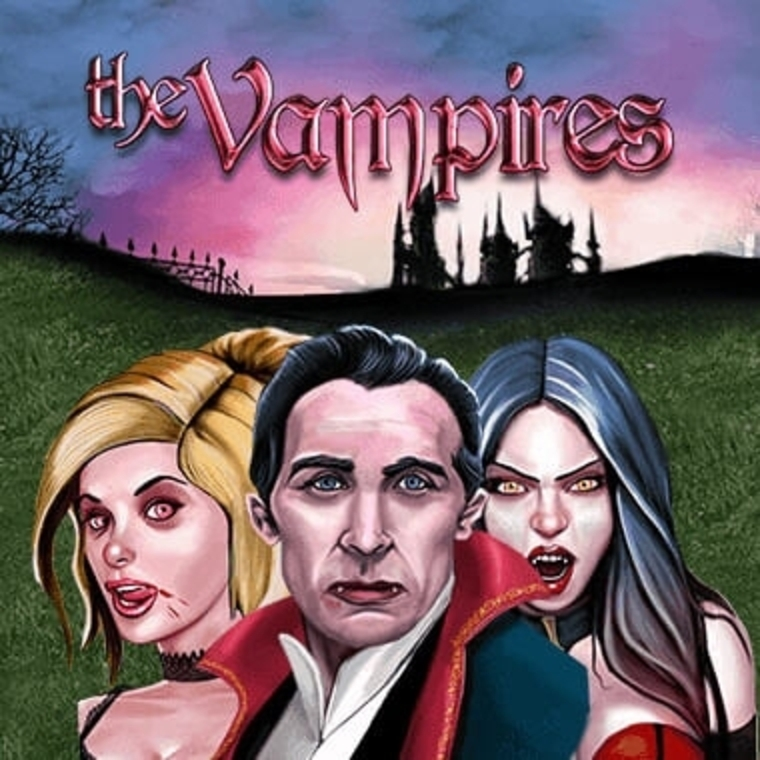 The The Vampires Online Slot Demo Game by Endorphina