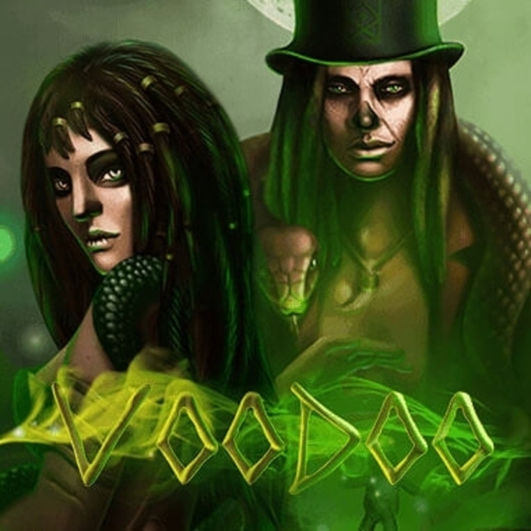 The Voodoo Online Slot Demo Game by Endorphina