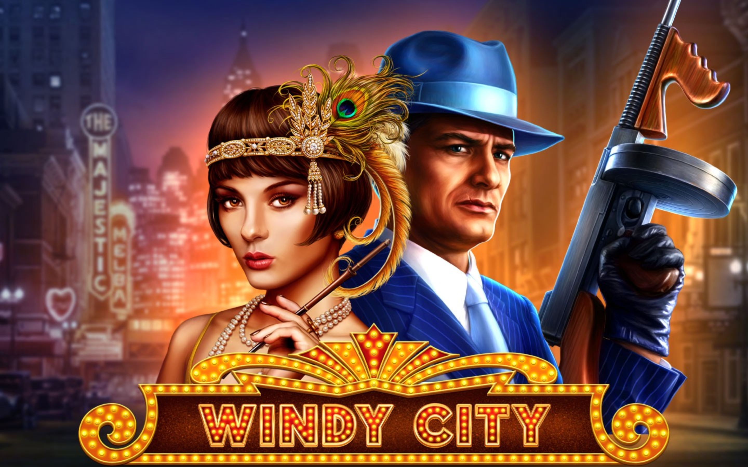 The Windy City Online Slot Demo Game by Endorphina
