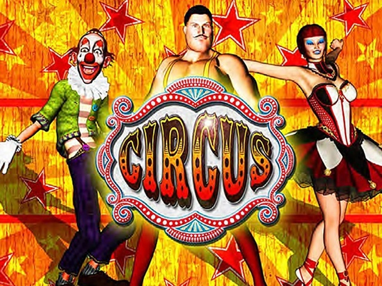 The Circus (esball) Online Slot Demo Game by esball