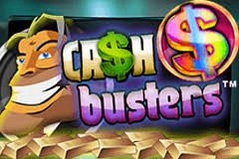 The Cash Busters Online Slot Demo Game by Espresso Games