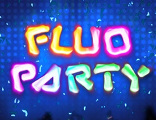 The Fluo Party Online Slot Demo Game by Espresso Games