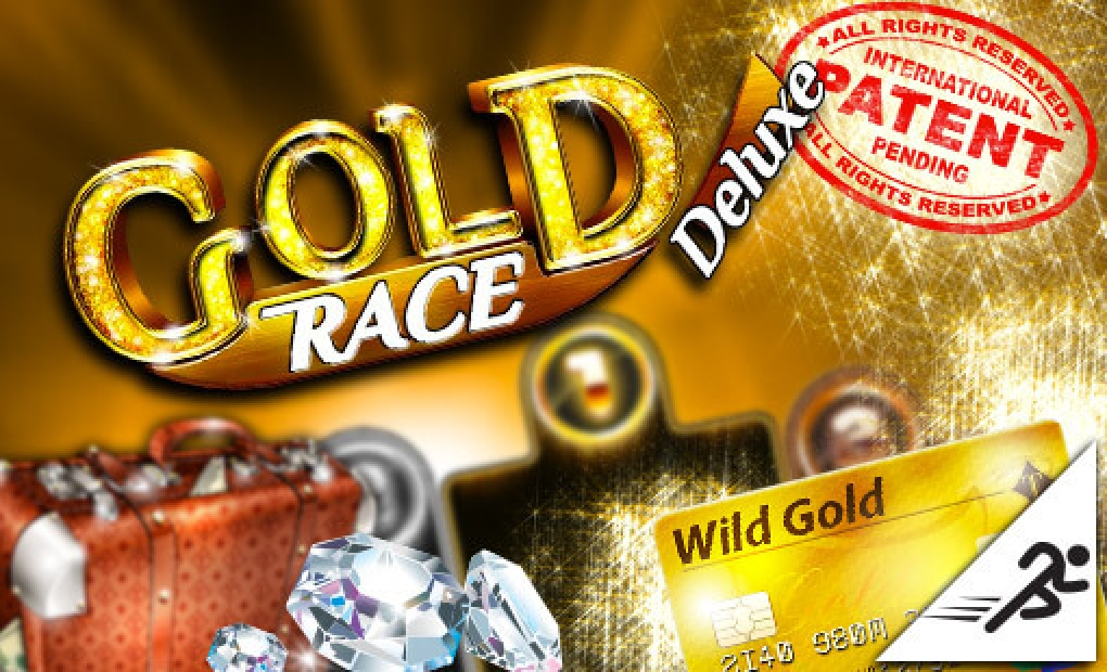 The Gold Race Deluxe Online Slot Demo Game by Espresso Games
