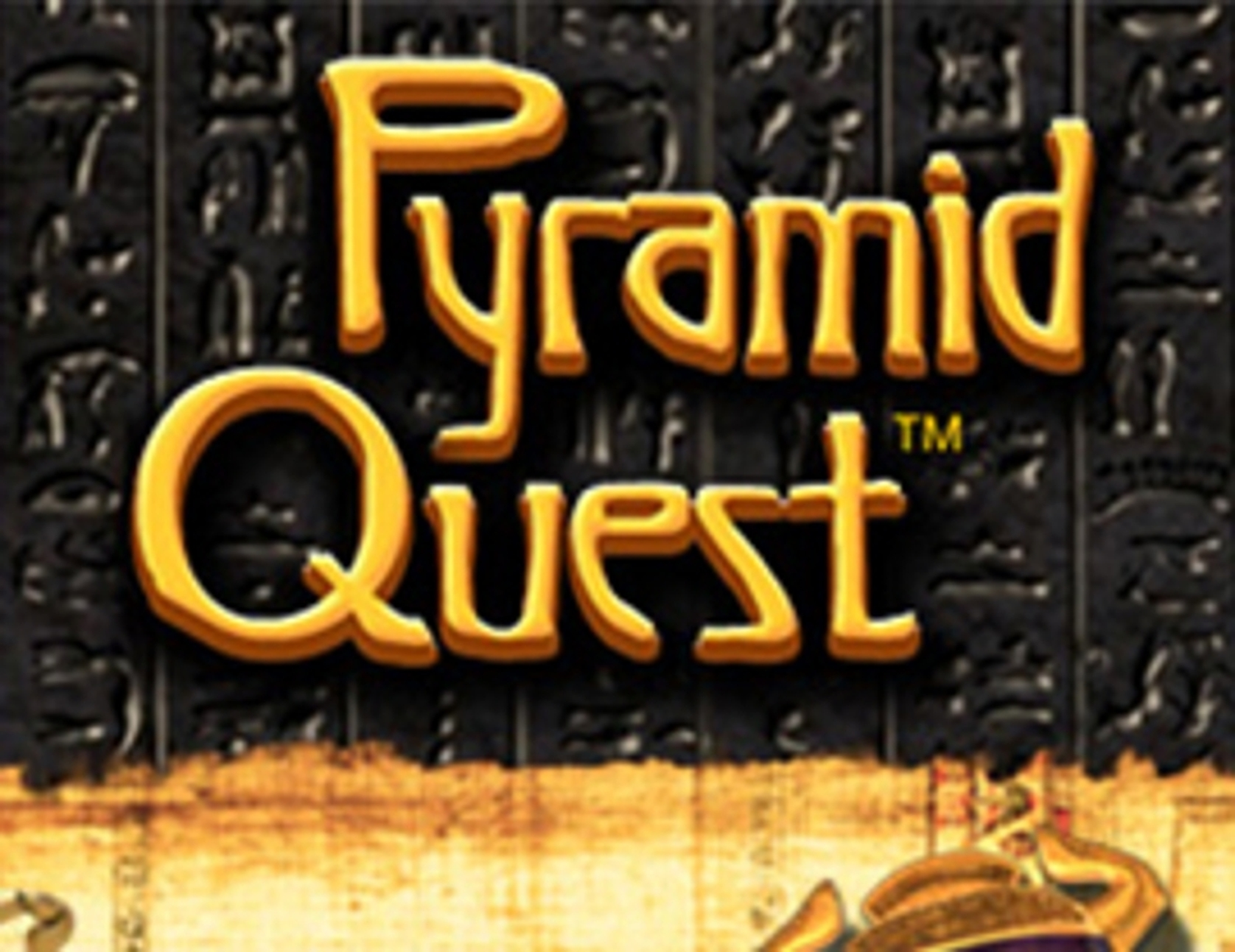 The Pyramid Quest (Espresso Games) Online Slot Demo Game by Espresso Games