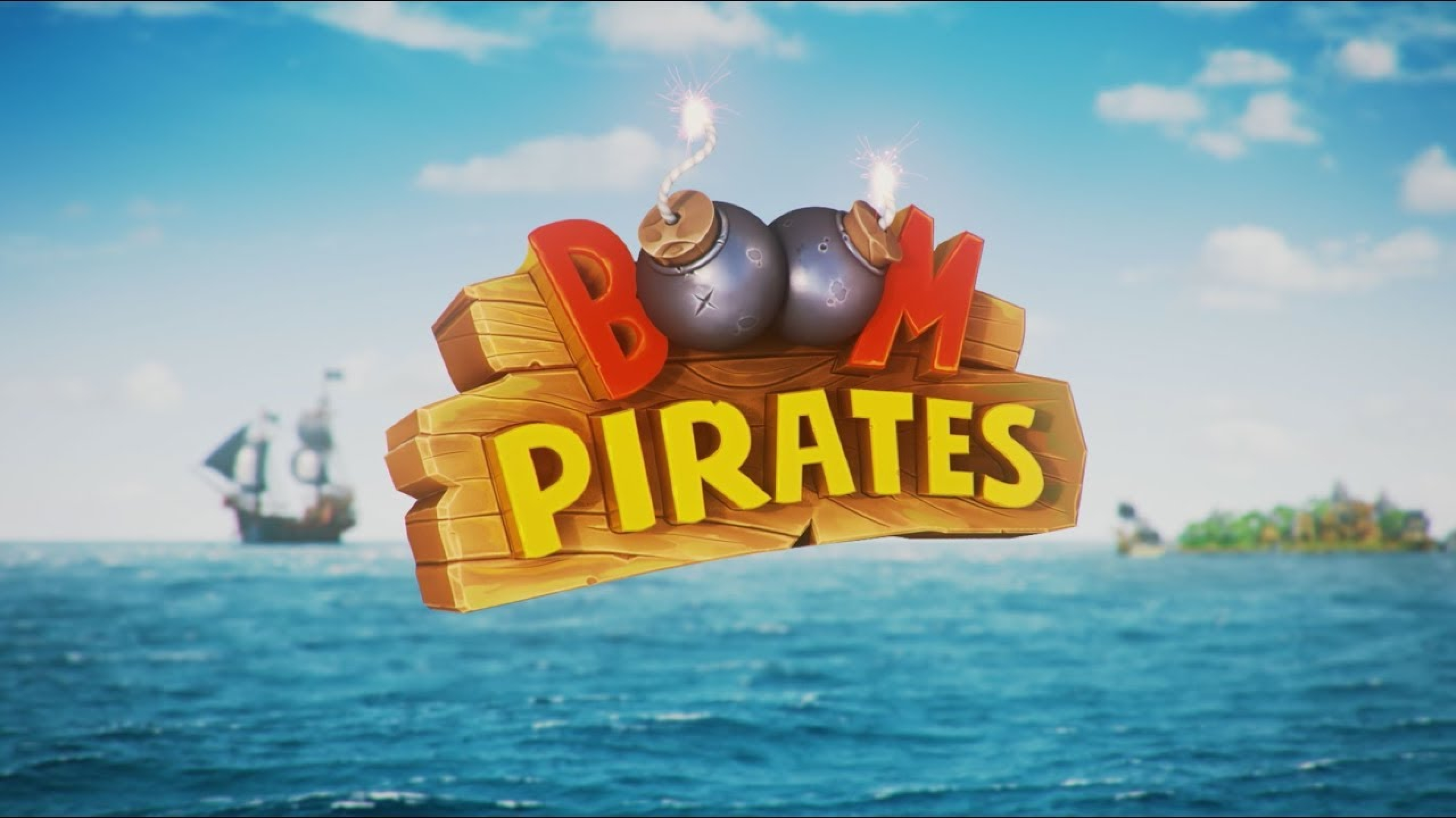 The Boom Pirates Online Slot Demo Game by Foxium