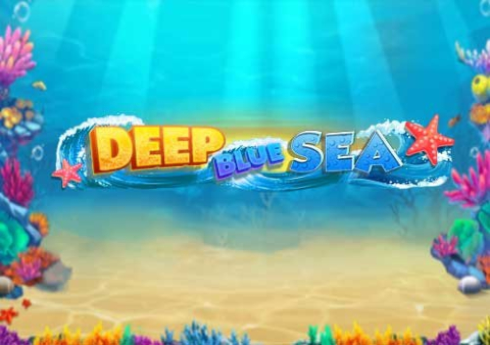 The Deep Blue Sea Online Slot Demo Game by Fugaso