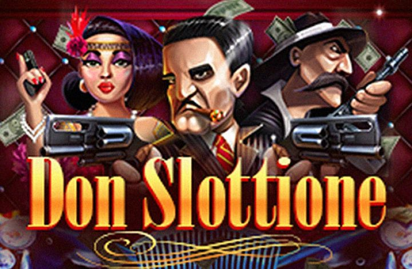 The Don Slottione Online Slot Demo Game by Fugaso