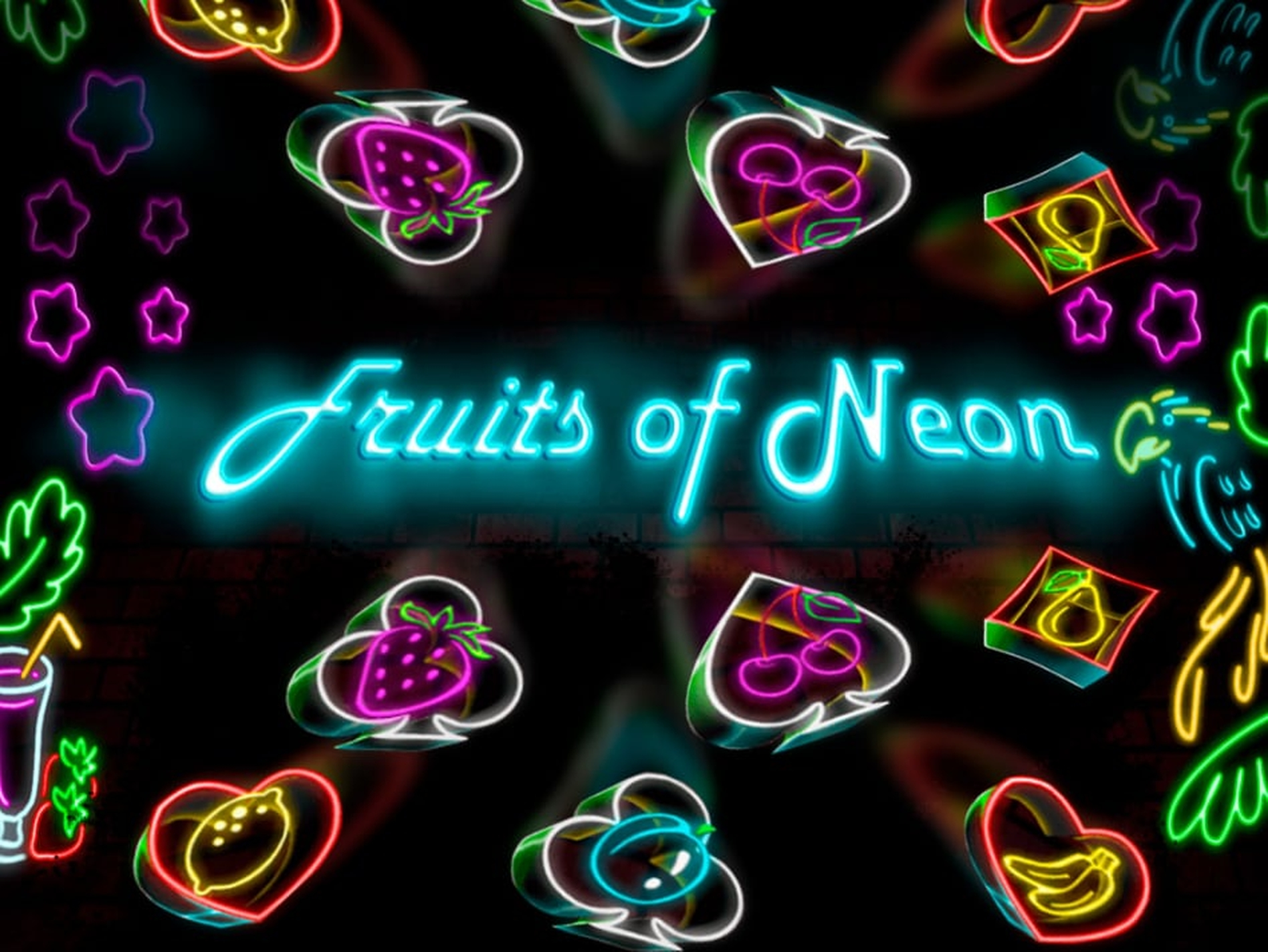The Fruits of Neon Online Slot Demo Game by Fugaso
