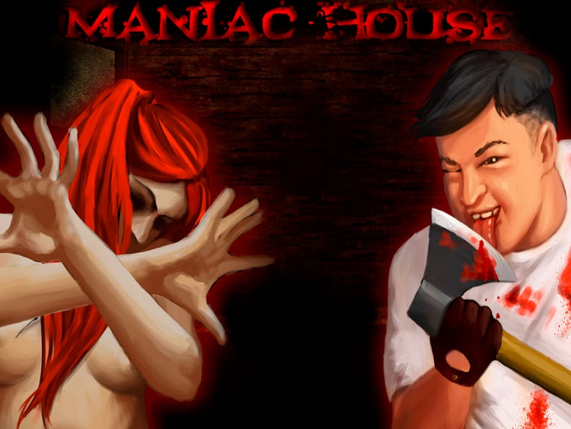 The Maniac House Online Slot Demo Game by Fugaso
