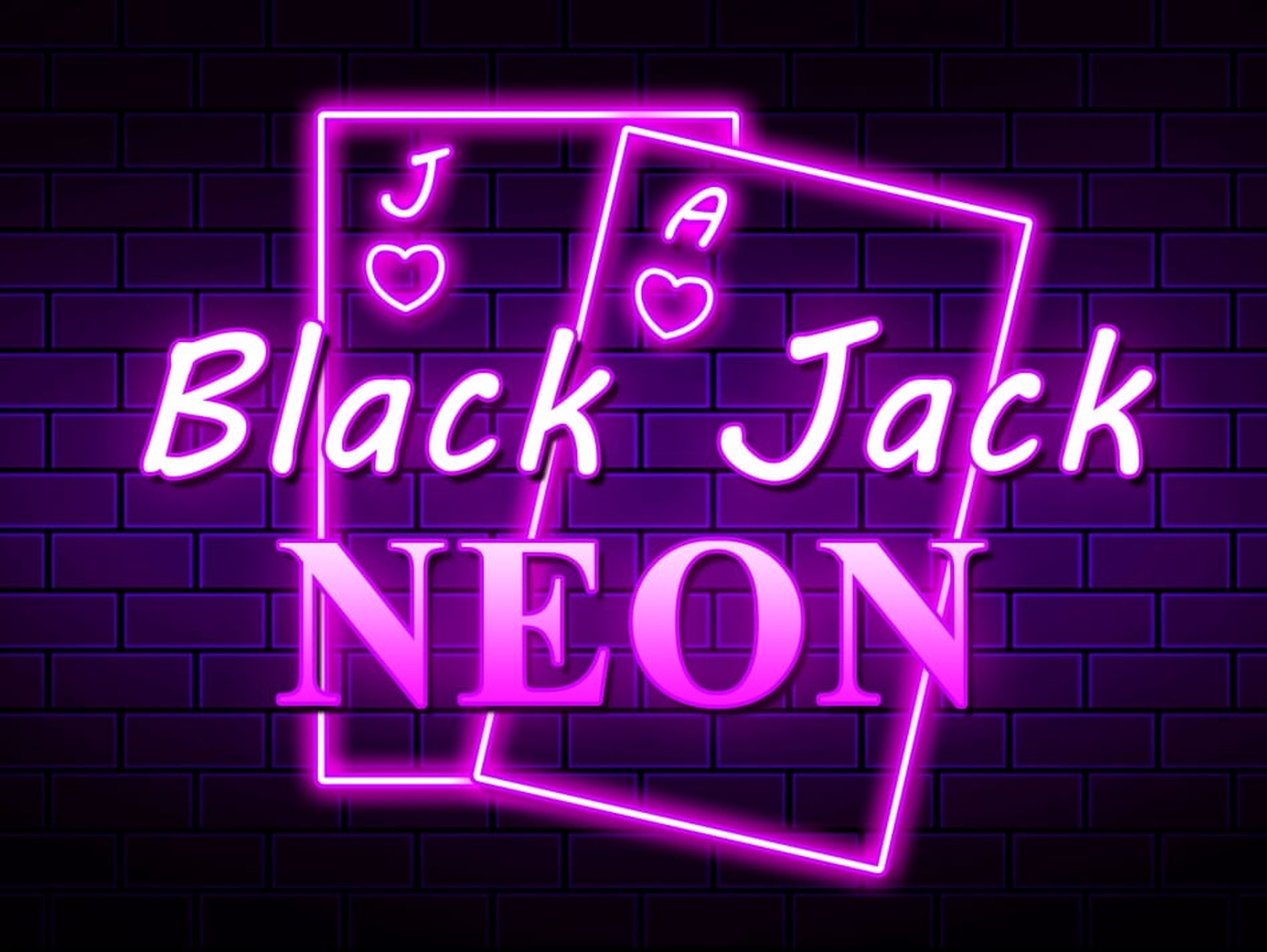 The Neon Blackjack Classic Online Slot Demo Game by Fugaso