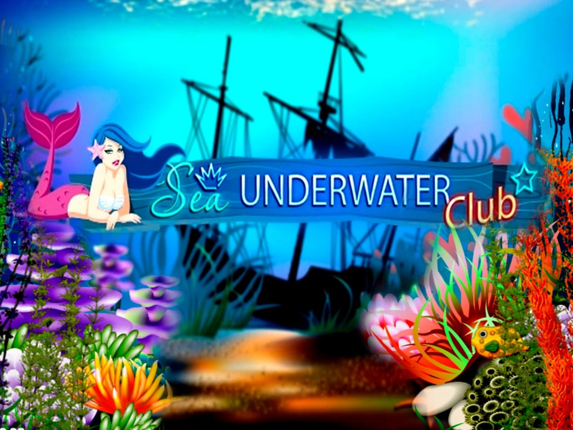 The Sea Underwater Club Online Slot Demo Game by Fugaso