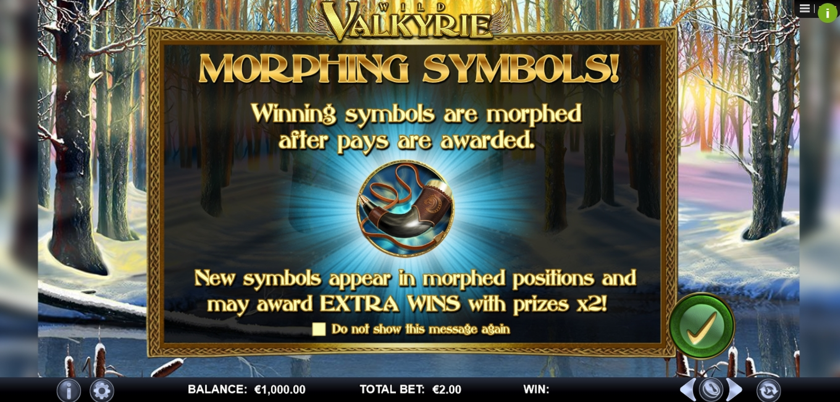 Play Wild Valkyrie Free Casino Slot Game by Games Lab