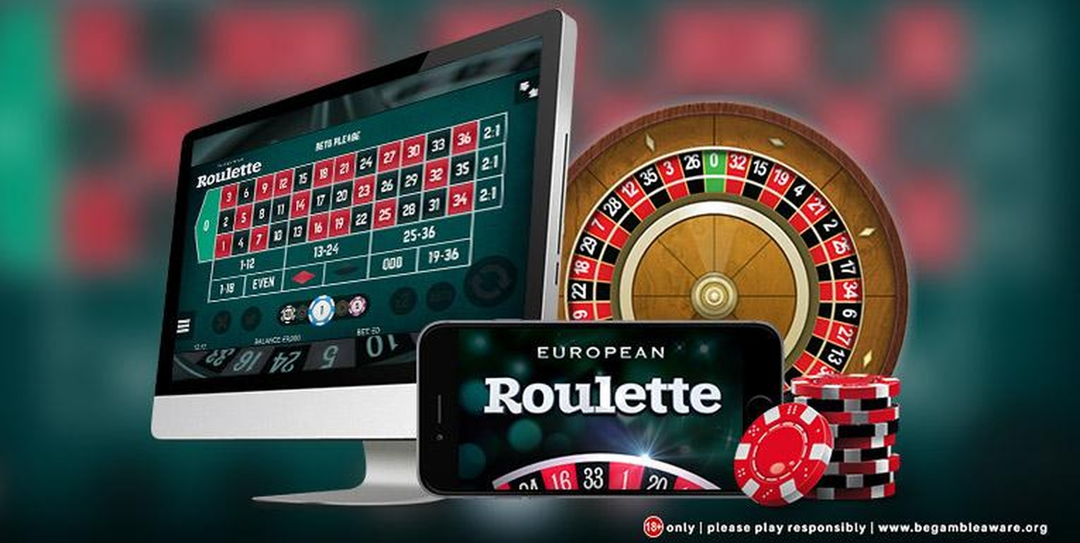 The European Roulette (gamevy) Online Slot Demo Game by Gamevy