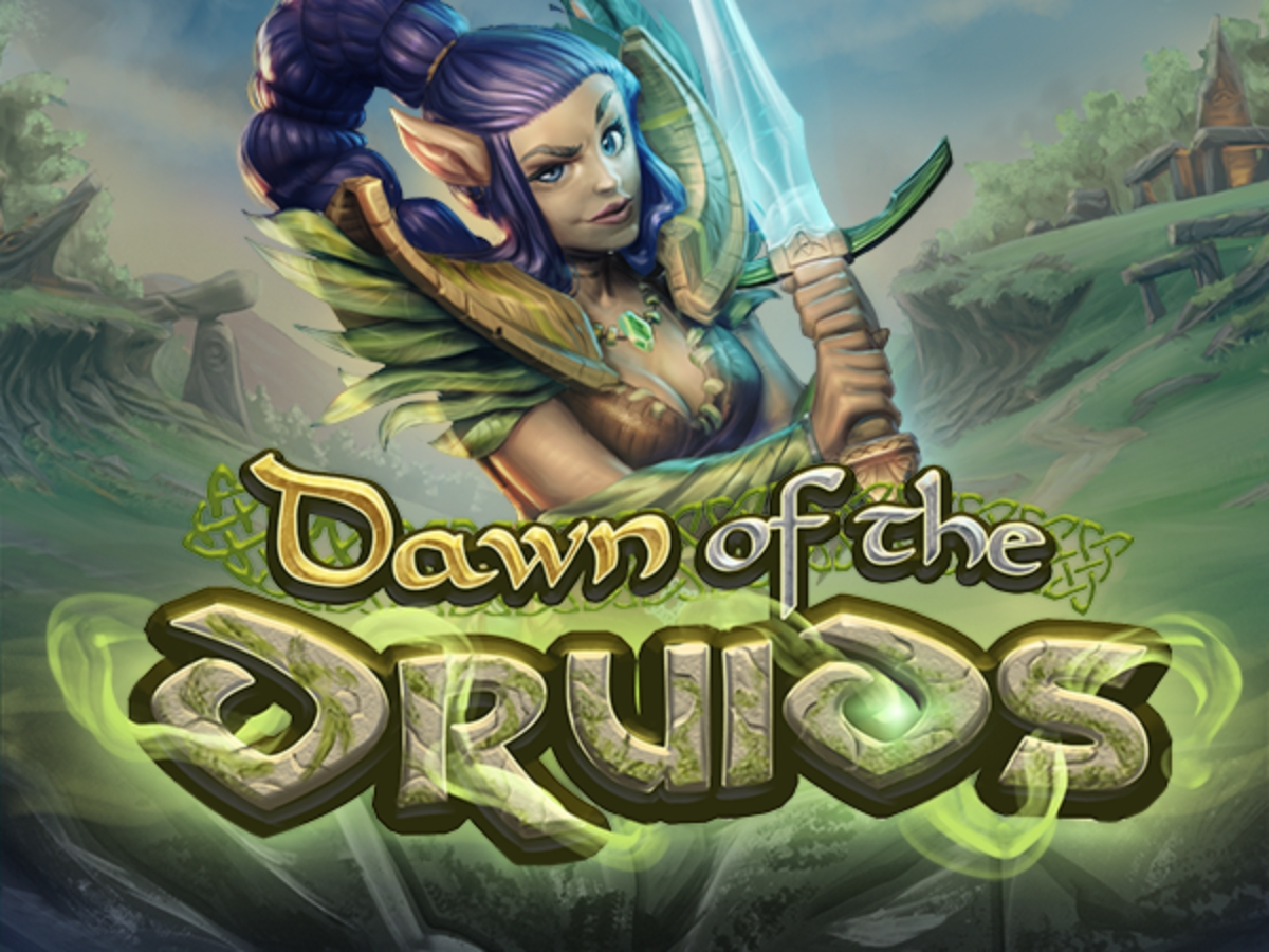 The Dawn of the Druids Online Slot Demo Game by Ganapati