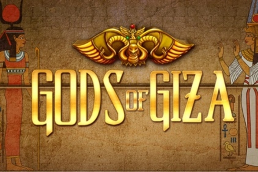 The Gods of Giza Online Slot Demo Game by Genesis