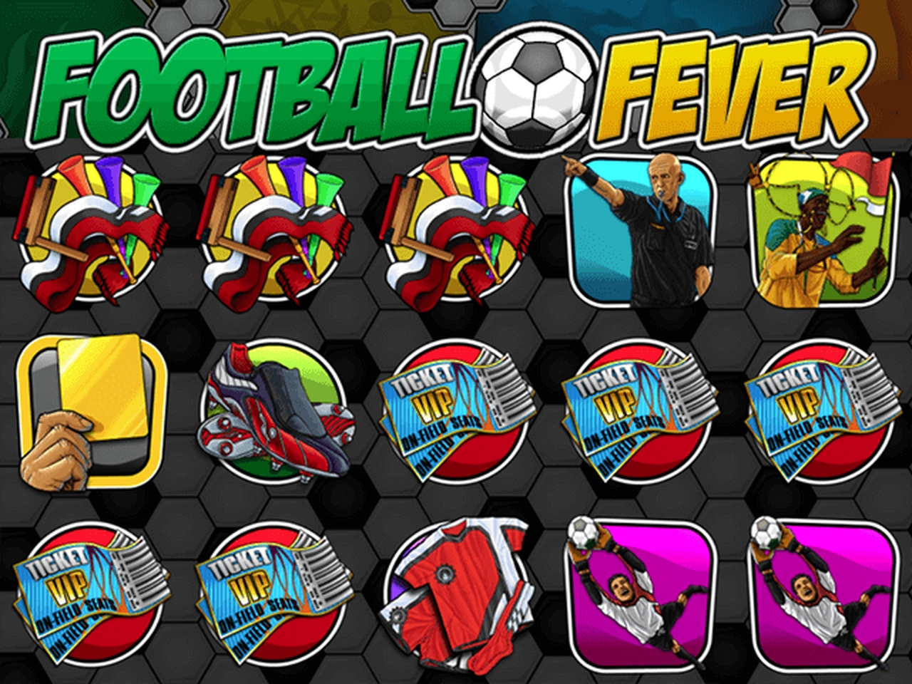 The Football Fever Online Slot Demo Game by Genii