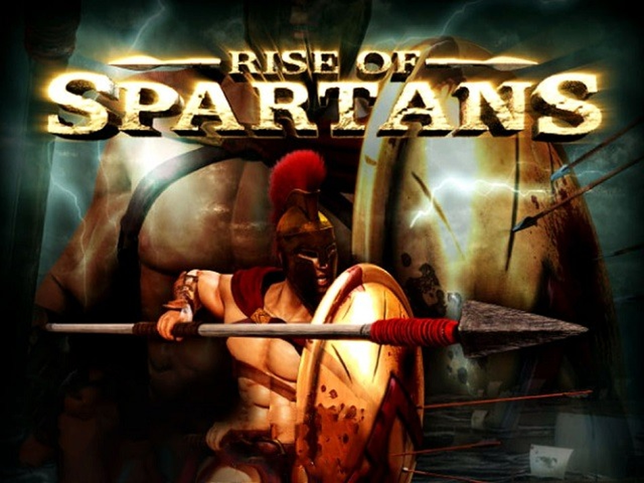 The Rise of Spartans Online Slot Demo Game by Genii