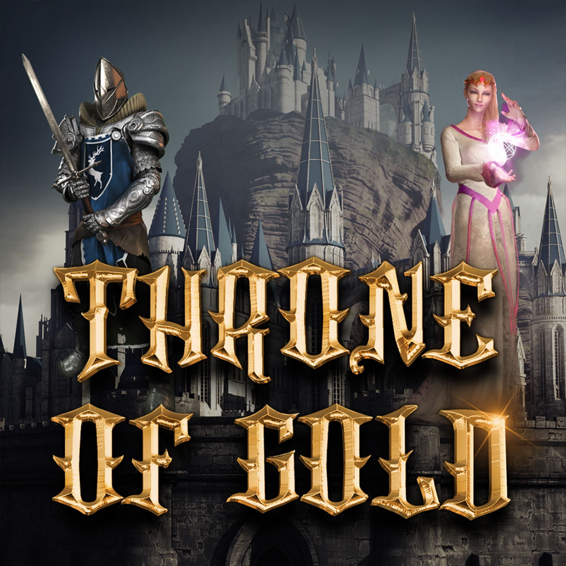 The Throne of Gold Online Slot Demo Game by Genii