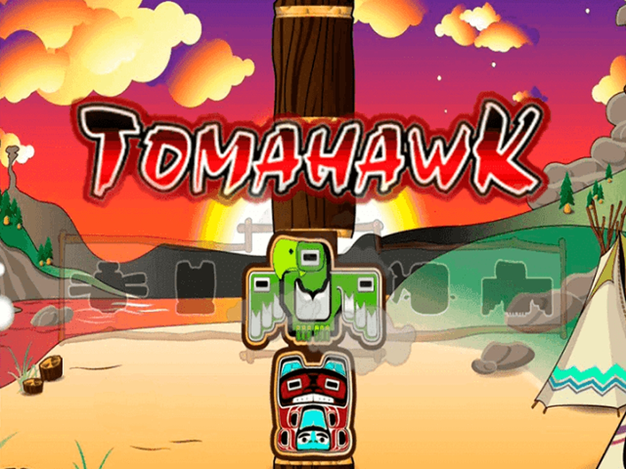 The Tomahawk Online Slot Demo Game by Genii