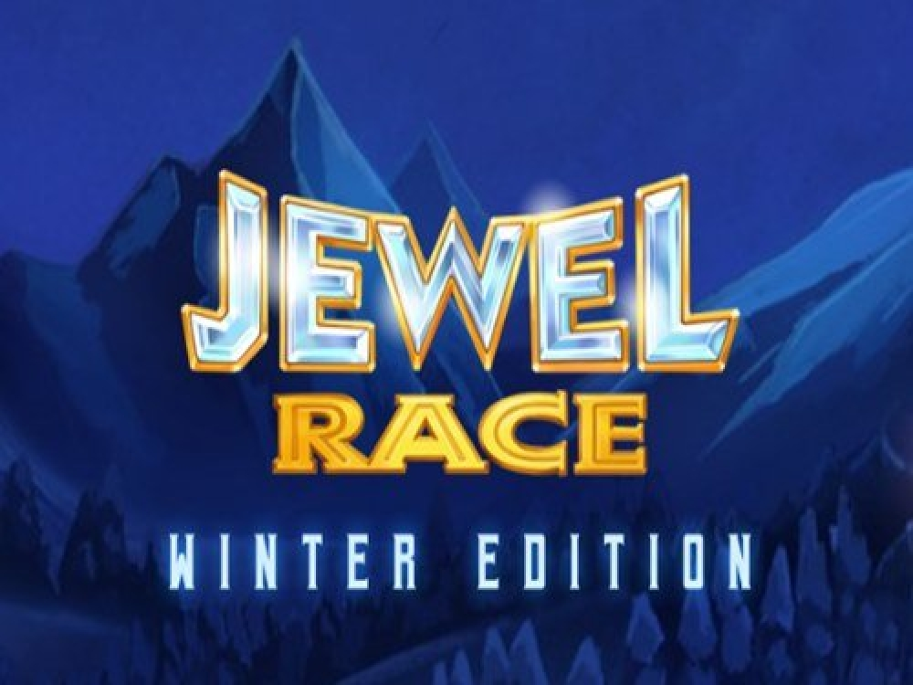 The Jewel Race Winter Edition Online Slot Demo Game by Golden Hero