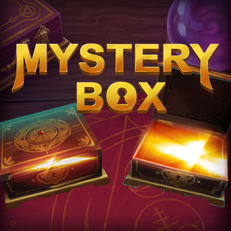 The Mystery Box Online Slot Demo Game by Golden Hero