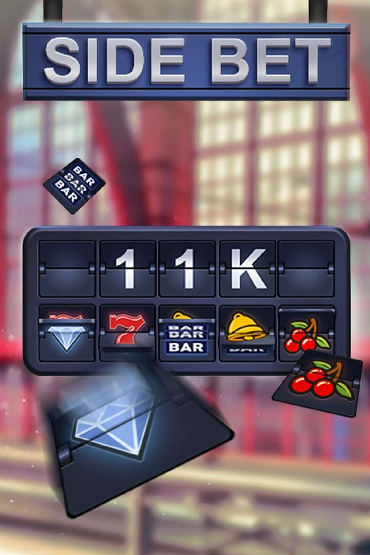 The Side Bet 11K Online Slot Demo Game by Green Jade Games