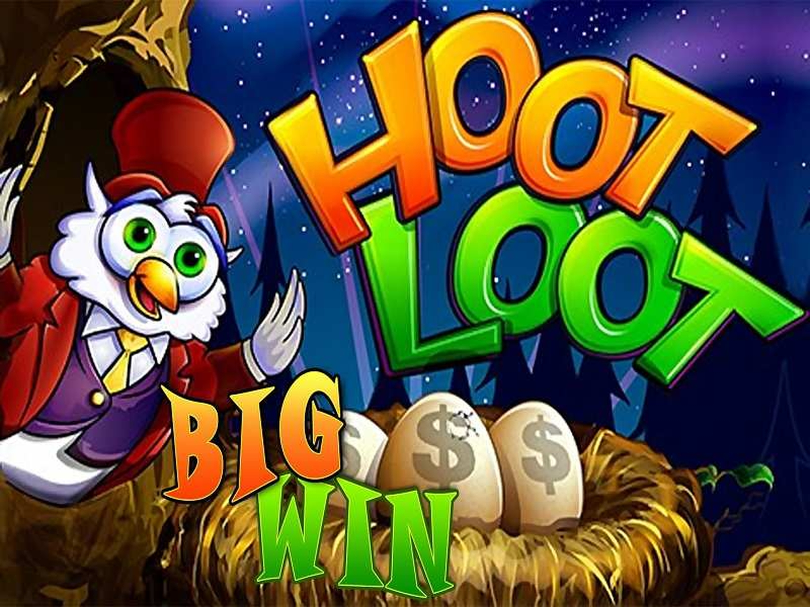 The Hoot Loot Online Slot Demo Game by High 5 Games