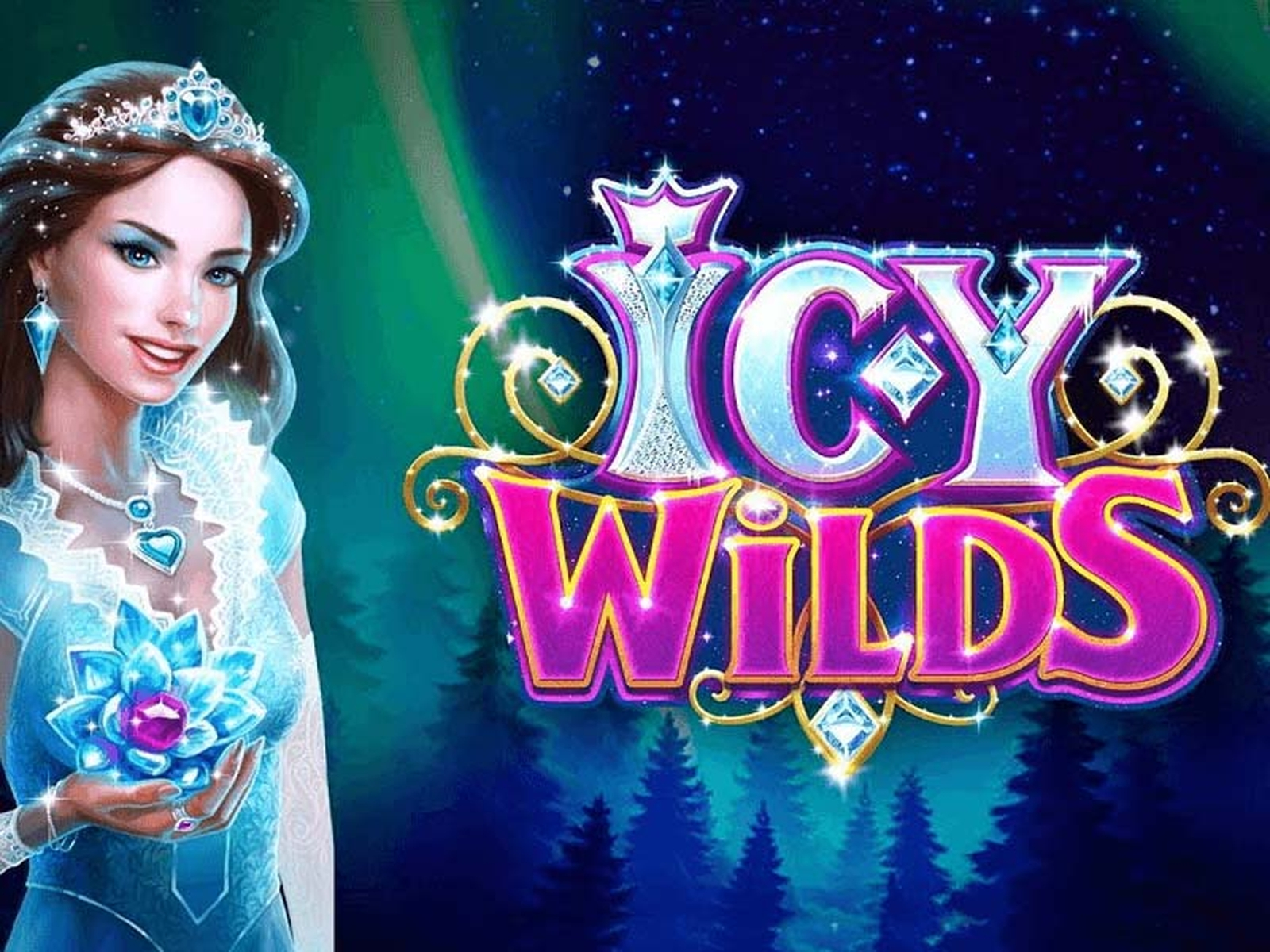 The Icy Wilds Online Slot Demo Game by IGT