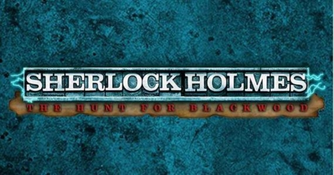 The Sherlock Holmes The Hunt for Blackwood Slot Online Slot Demo Game by IGT