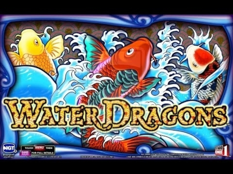 The Water Dragons Online Slot Demo Game by IGT