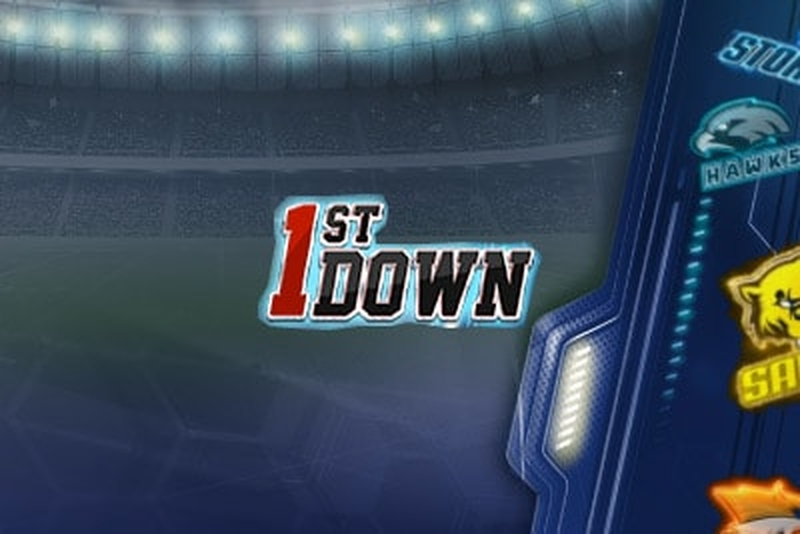 The 1st Down Online Slot Demo Game by Inspired Gaming