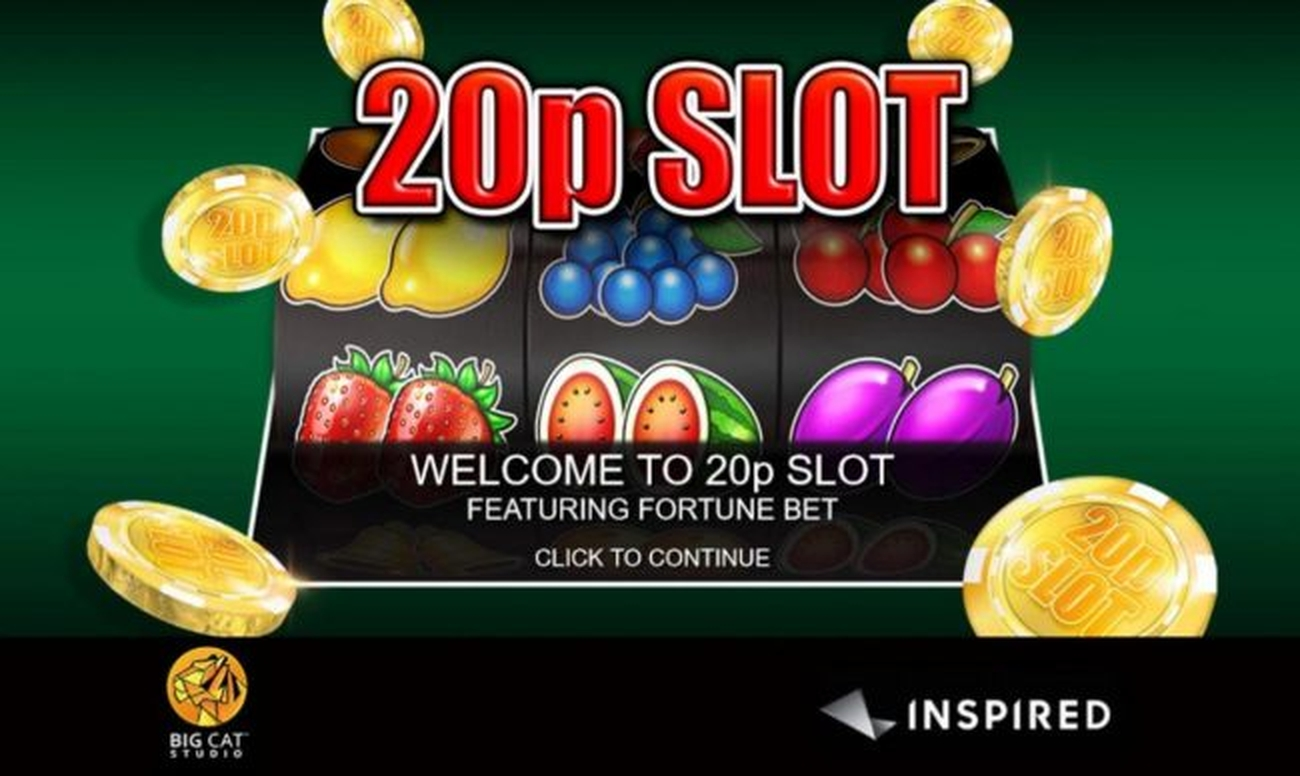The 20p Slot Online Slot Demo Game by Inspired Gaming