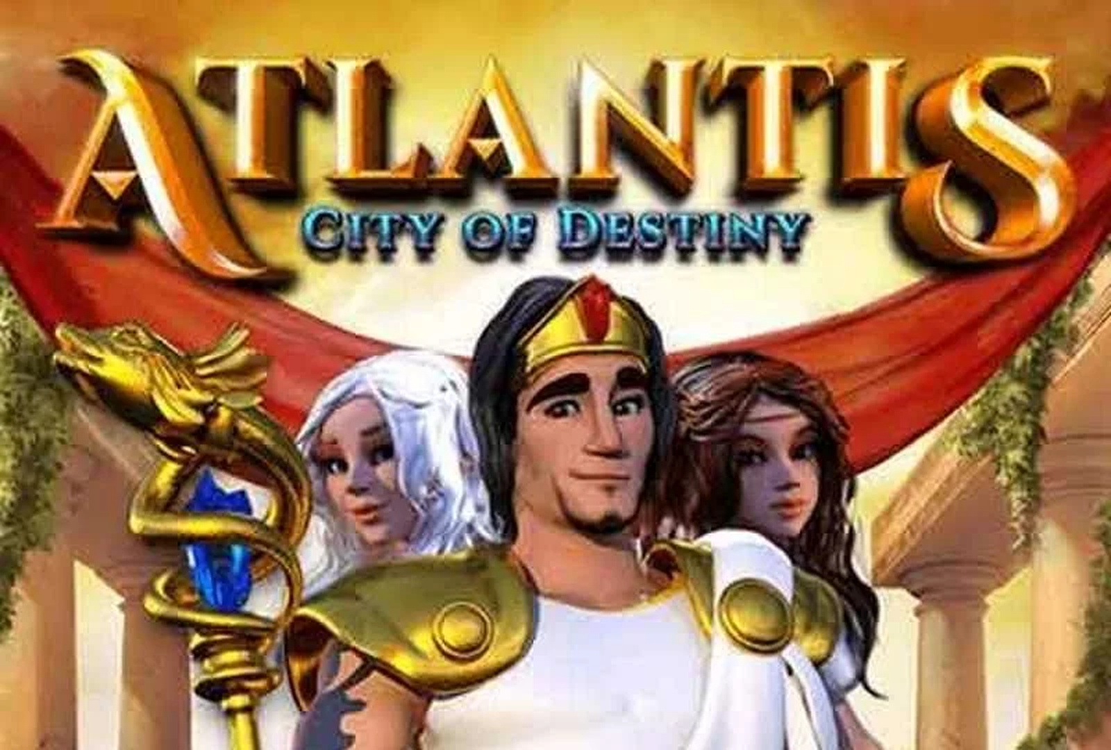 The Atlantis: City of Destiny Online Slot Demo Game by Inspired Gaming