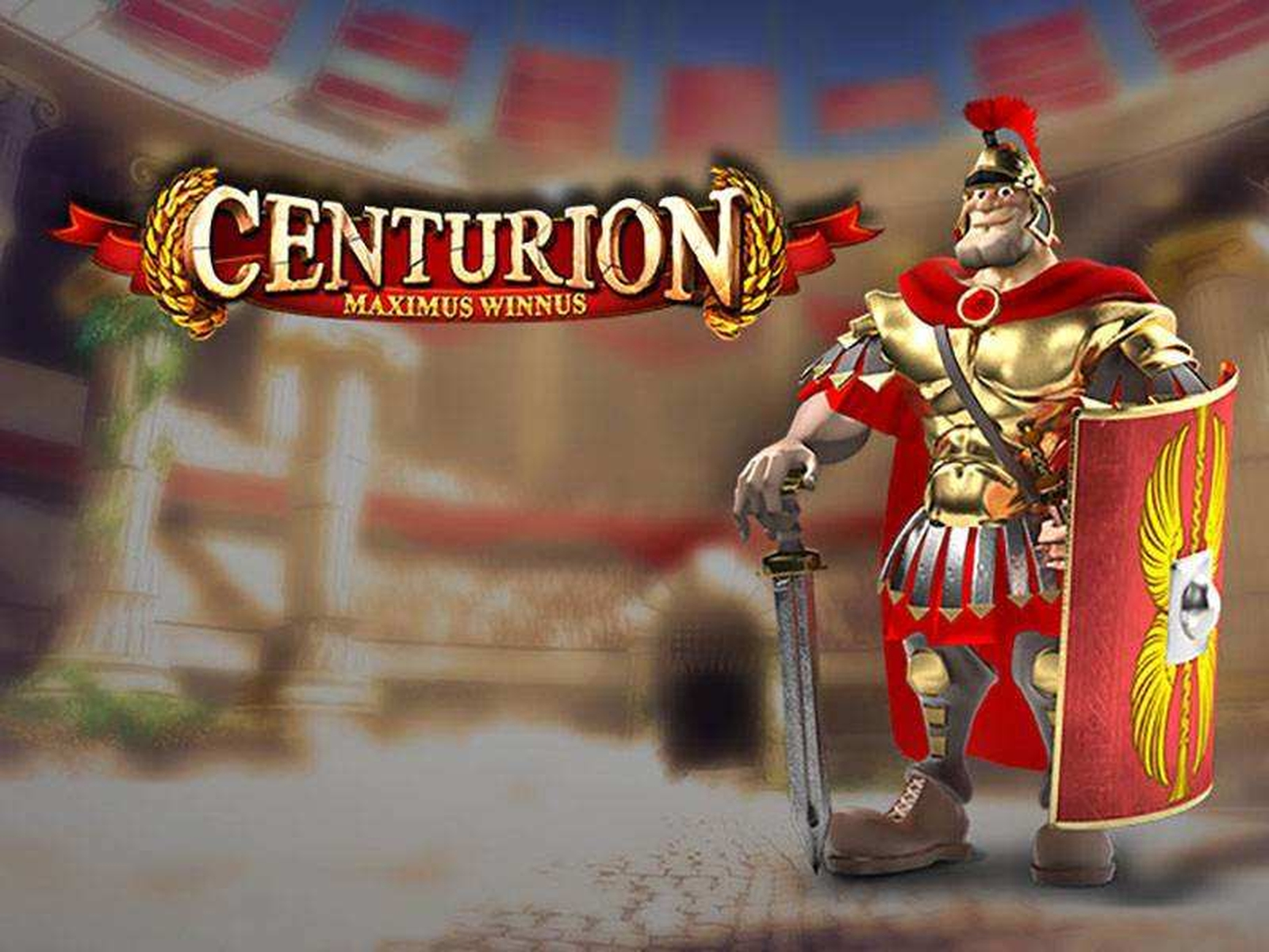 The Centurion Free Spins Online Slot Demo Game by Inspired Gaming