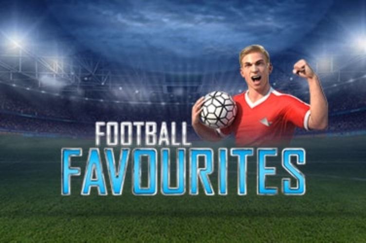 The Football Favourites Online Slot Demo Game by Inspired Gaming