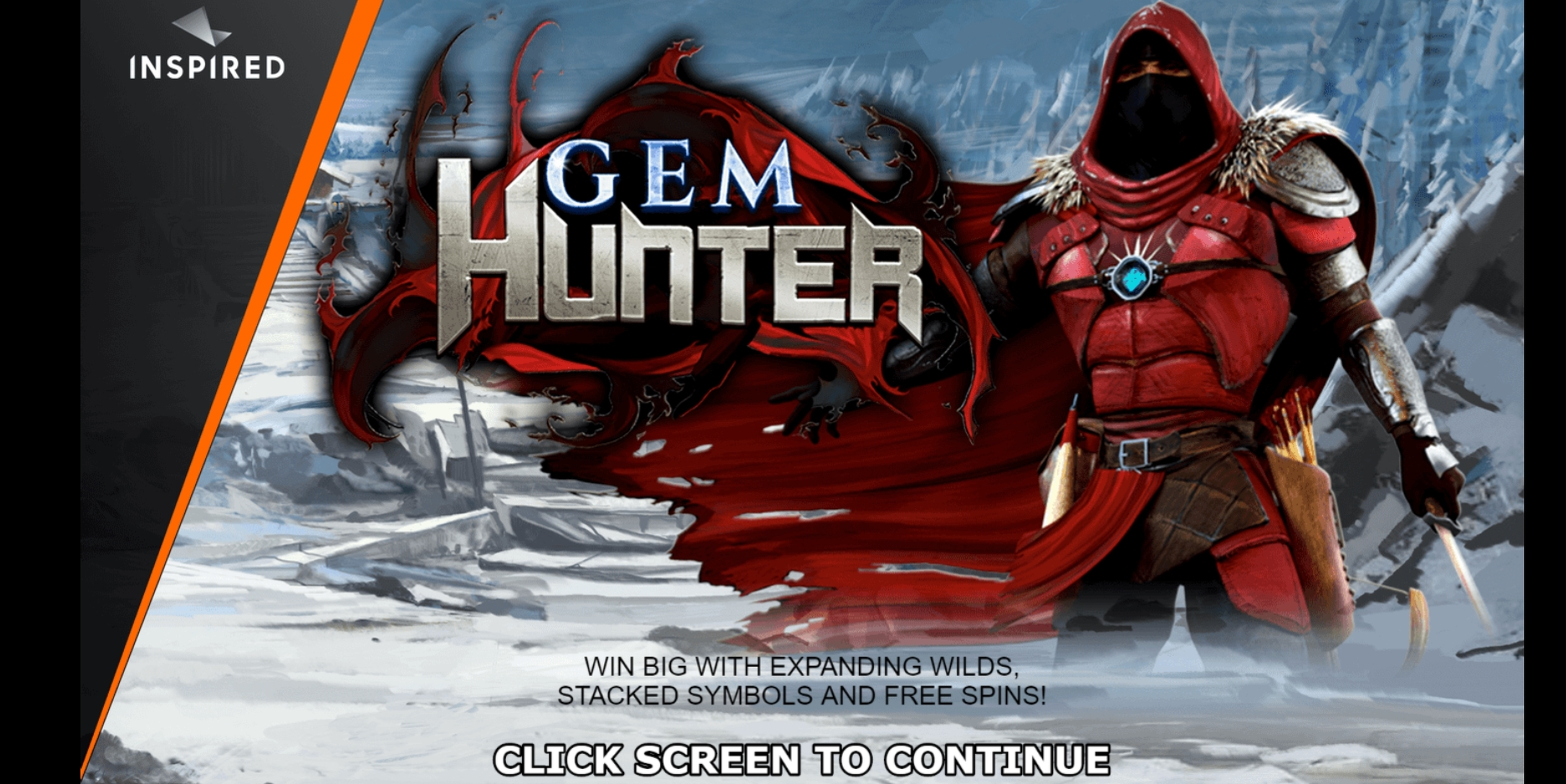 The Gem Hunter Online Slot Demo Game by Inspired Gaming