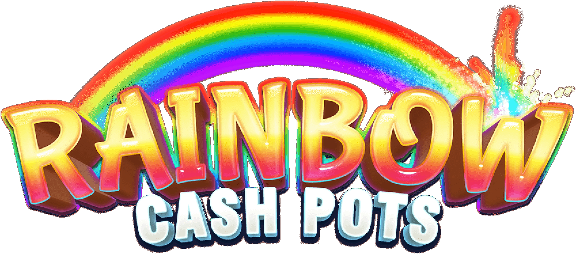 The Rainbow Cash Pots Online Slot Demo Game by Inspired Gaming