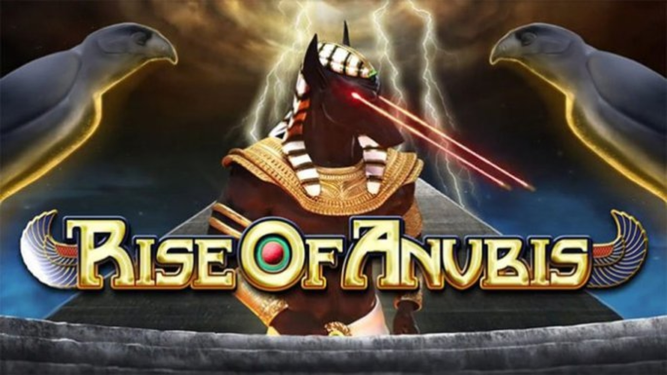 The Rise of Anubis Online Slot Demo Game by Inspired Gaming