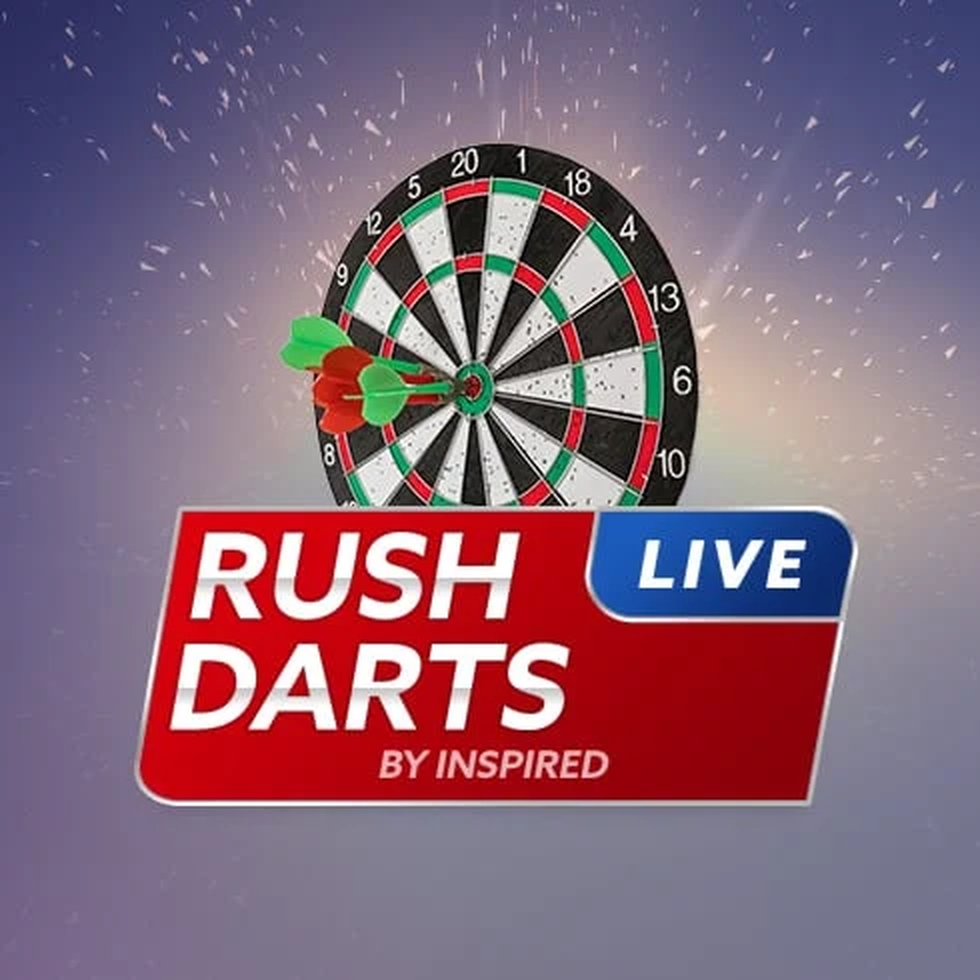 The Rush Darts Live Online Slot Demo Game by Inspired Gaming